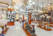 Продажа люстр,  бра,  абажуров и торшеров в Актау.